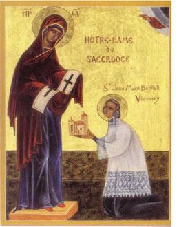 María y el Sacerdote (Parte 1) – Peregrino de lo Absoluto