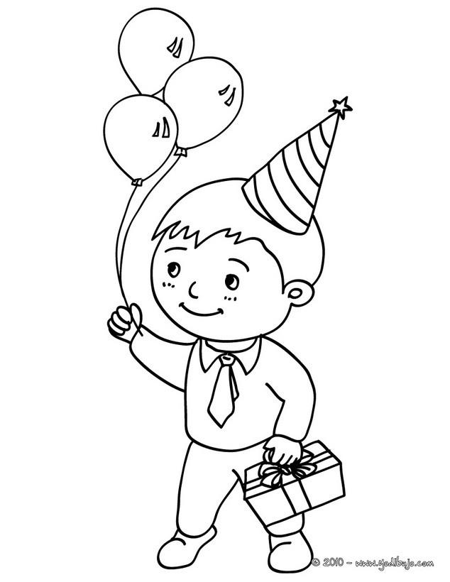 El niño y el globo o estar contento en lo sencillo | Peregrino de lo ...